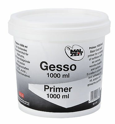 Gesso - Grundiermittel 1000ml