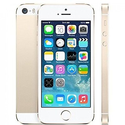 Apple iPhone 5S 16GB Smartphone Retina Display (kein Simlock/ Netlock) Gold