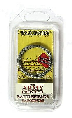 The Army Painter - Razor wire - 15-28mm