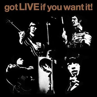 """The Rolling Stones / Got LIVE If You Want It (EP, RSD 2014) - Vinyl EP 7"""""""