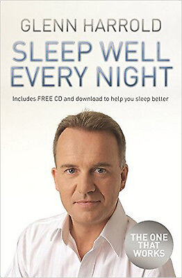Sleep Well Every Night: The Hypnosis Solution for Deeper, Longer Sleep (Book & C