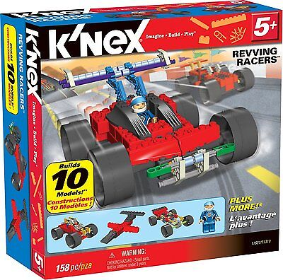 K'Nex - Revving Racers Set - 11631