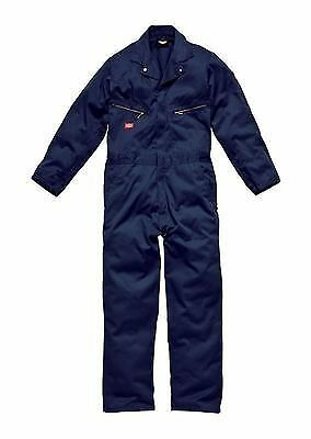 Dickies WD4879 Deluxe Overall insgesamt Teflon atmungsaktiv Arbeit Boilersuit