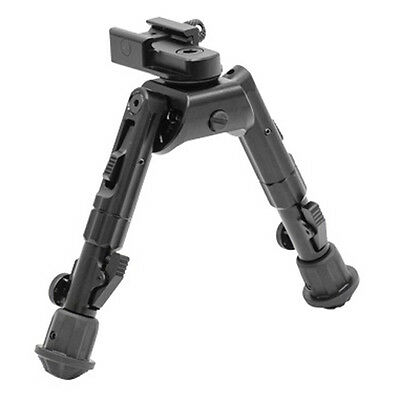 "Leapers Inc. TL-BP02 Recon 360 Bipod, Cent Ht: 5.59""-7.0"""