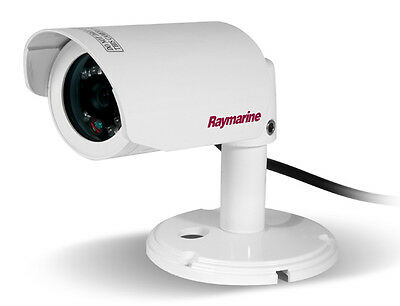 Raymarine CAM100 Day and Night Composite Marine Video Camera (Pal)