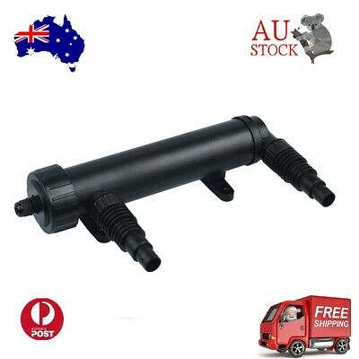 AU STOCK Fish Aquarium UV Steriliser Water Filter Pump Lamp Submersible 1700L/H