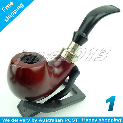 NO-1 PIPE Chang Feng Sherlock Homes Style Durable Tobacco Pipe For Father Day
