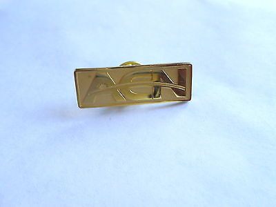Cool Vintage ACN Telecommunications & Internet Advertising Lapel Pin Pinback