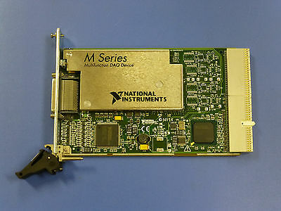 National Instruments PXI-6254 NI DAQ Card, Analog Input, Multifunction