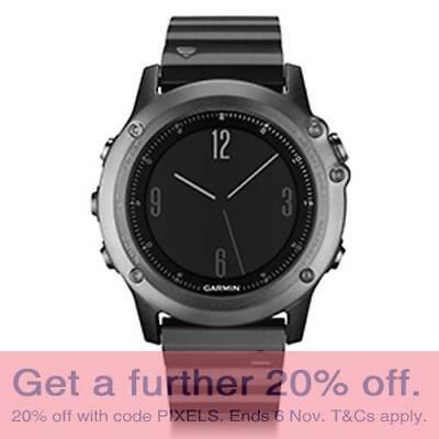 Garmin Fenix 3 Sapphire Metal Band With GEN GARMIN WARRANTY