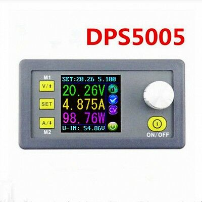 DPS5005 LCD Constant Voltage Current Step-down Programmable Power Supply Module