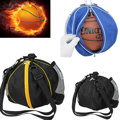 Professional Sport Bag Round Basketball Package Football Volleyball Shoulder Bag