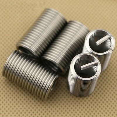 M6 M8 M10 M12 M14 Helicoil Thread Repair Insert Coil A2 304 Stainless Steel