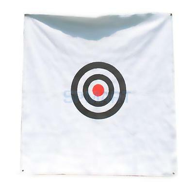 Golf Chipping Driving Hitting Practice Training Target Cage Net Pads 1.5m