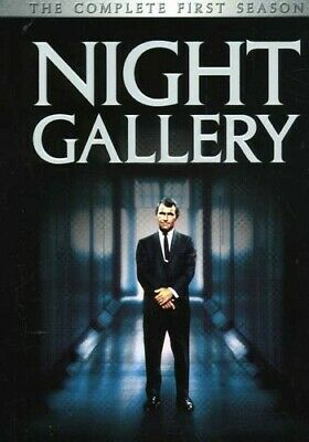 Night Gallery: The Complete First Season [3 Discs] (2004, DVD NEW)