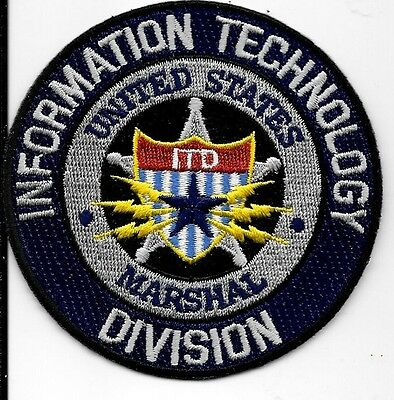 Marshal Service Information Technology Patch Itd