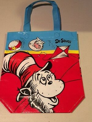 Dr. Seuss Tote Bags Cat in the Hat Reusable Tote Brand New with Tags