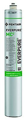 EVERPURE MC2 FILTER CARTRIDGE, Submicron Filtration REPLACEMENT FILTER CARTRIDGE