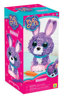 Orb Factory 72896 - Plush Craft 3D Bunny