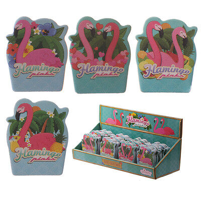 One Flamingo Emery Board - Pink - Nail File - Flamingoes - Buy 3 We Will Send 4