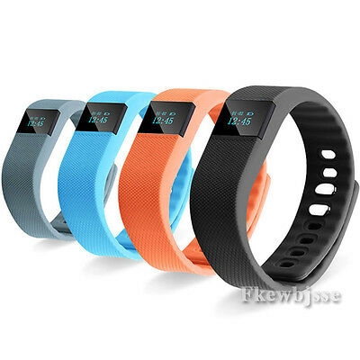 TW64 Sport Fitnes Tracker Smart Wristband Watch Bluetooth for Android iphone