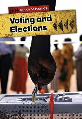 Voting and Elections,HC,Michael Burgan - NEW
