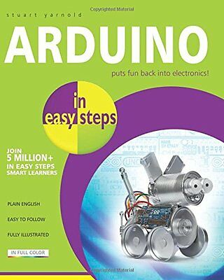 Arduino in easy steps,PB- NEW
