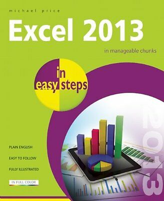 Excel 2013 In Easy Steps,PB- NEW