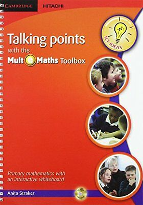 Talking Points with the Mult-e-Maths Toolbox Teachers Book and CD-ROM (Teachers