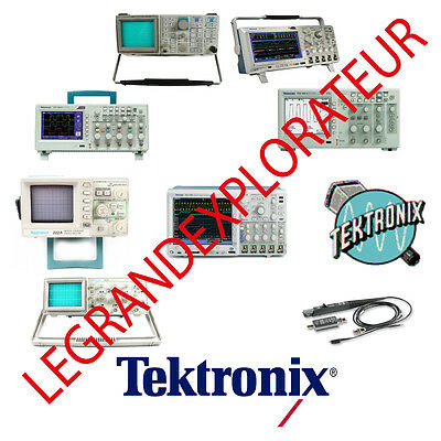 Ultimate Tektronix Operation Repair Service manual & Schematics      310 on DVD