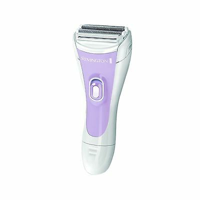 Remington WDF4815C Wet & Dry Battery Operated Women Ladies Shaver Dual Foil