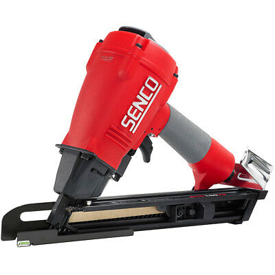 Senco SHD150XP 15 1/8-Inch Pneumatic Mantis Hidden Deck Clip Nailer - 9D0001N