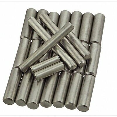 3mm / M3 Metric Solid Dowel Pin Rod Position Pins A2 304 Stainless Steel