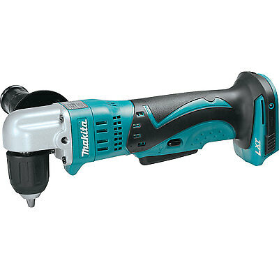 Makita XAD02Z 18-Volt LXT Lithium-Ion Cordless 3/8-inch Angle Drill, Bare Tool
