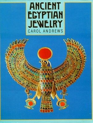 Ancient Egyptian Jewelry Makers Materials Techniques Amulets Rings Diadems Color