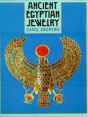Ancient Egyptian Jewelry Makers Materials Techniques Amulets Rings Diadems Color • CAD $221.98