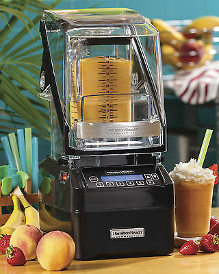 Hamilton Beach Eclipse 3hp Blender On or In Counter Cafe Restaurant