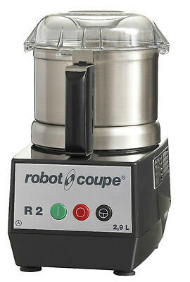 Robot Coupe R2 Cutter Mixer Commercial Food Processor Chef Restaurant Catering