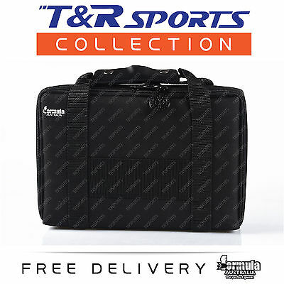 Formula Multi Pack Padded Dart Case Black for Dart Flight Free Postage 405801
