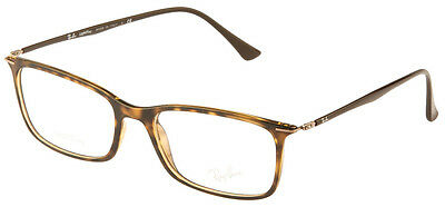 "Ray Ban RB 7031 2301 GR 53 ""LIGHT RAY"" BRILLE ORIGINAL NEU! OPTIKERFACHGESCÄFT!!"