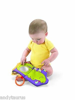 Fisher Price Baby Zoo Book  Mattel T9239 Suitable from Birth