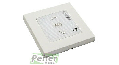1 channel Somfy SMOOVE ORIGIN IO remote control with PURE frame - 1811066