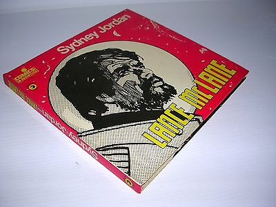 Sydney Jordan-Lance Mc Lane Cartonato Editoriale Corno 1978 Ottimo
