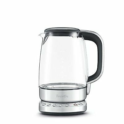 Breville BKE830XL the IQ Kettle Pure Kettle Tempered Glass