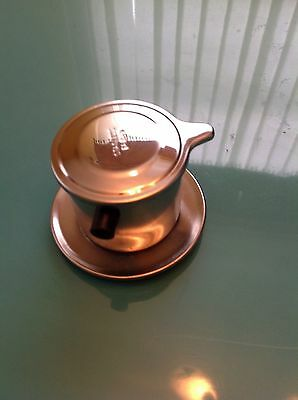NEW Vietnamese Infuser Coffee Filter Coffee Slow-Drip Single-Cup stainless steel