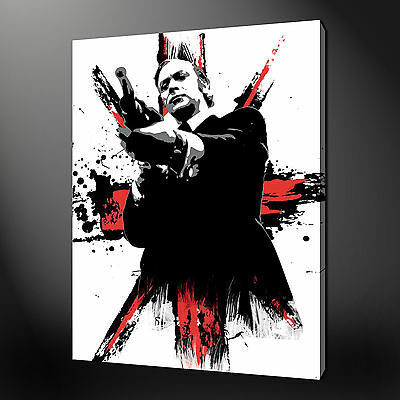 Michael Caine Get Carter Canvas Wall Art Picture Print Variety Of Sizes