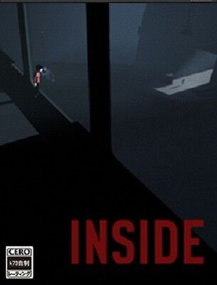 INSIDE Digital Download [Steam] [PC] [FR/EU/US/AU/MULTI]