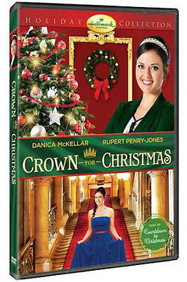 A Crown For Christmas Dvd - Single Disc Edition - New Unopened - Hallmark