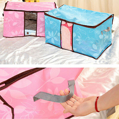 Outdoor Travel Clothes Laundry Cloth Container Large Storage Bag 60*40*35cm