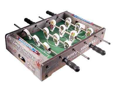 Zombie Vs Soldiers Table Football Foosball Game Halloween FAST 'N FREE DELIVERY